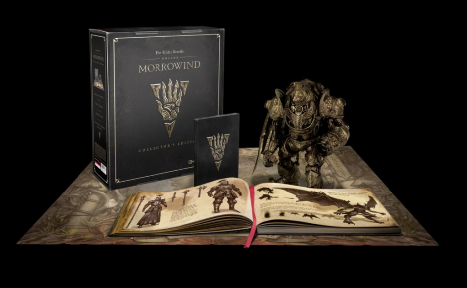 Prijsvraag: WIN de fantastische Collector's Edition voor The Elder Scrolls Online: Morrorwind