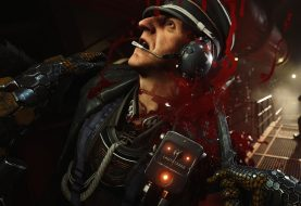 Wolfenstein II: The New Colossos heeft een bloederige launch trailer voor de Nintendo Switch