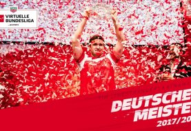 Virtual Bundesliga kampioen verlengt contract tot en met 2025