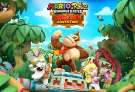 Donkey Kong komt naar Mario + Rabbids Kingdom Battle - Trailer