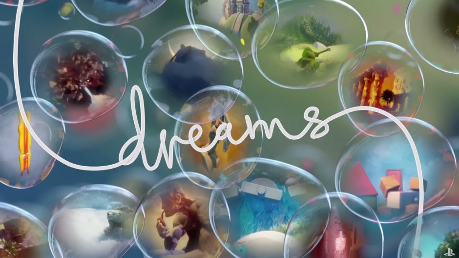 Sony en Media Molecule kondigen early access van Dreams aan voor de PlayStation 4