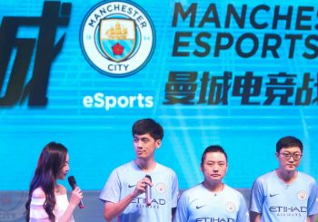 Manchester City eerste Premier League club met FIFA esports team in China!