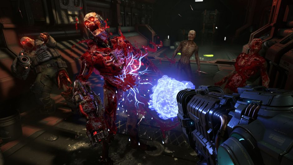Speel als Demonen of als de Doomslayer in de multiplayer van DOOM Eternal