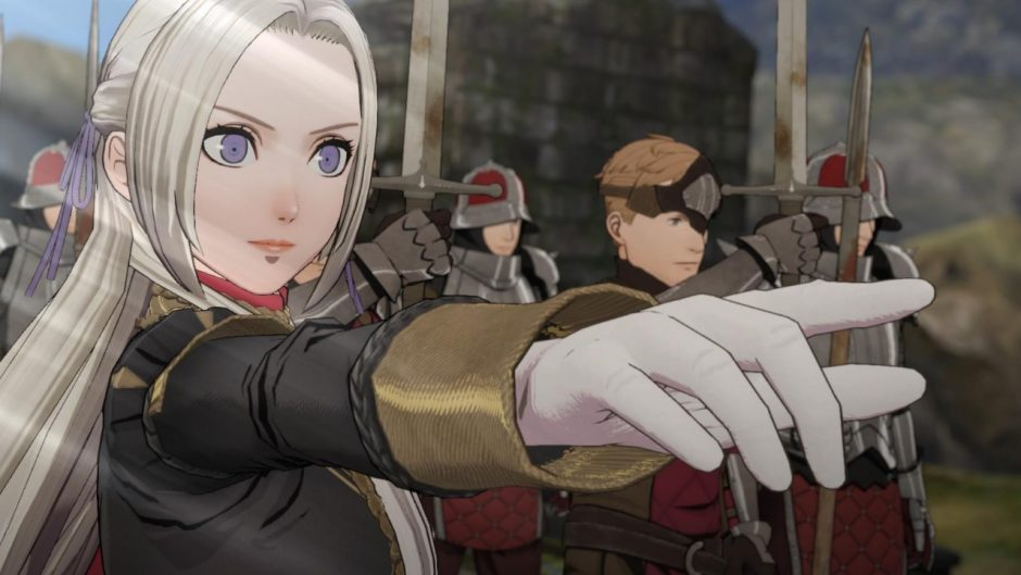 Fire Emblem: Three Houses videos tonen het link systeem