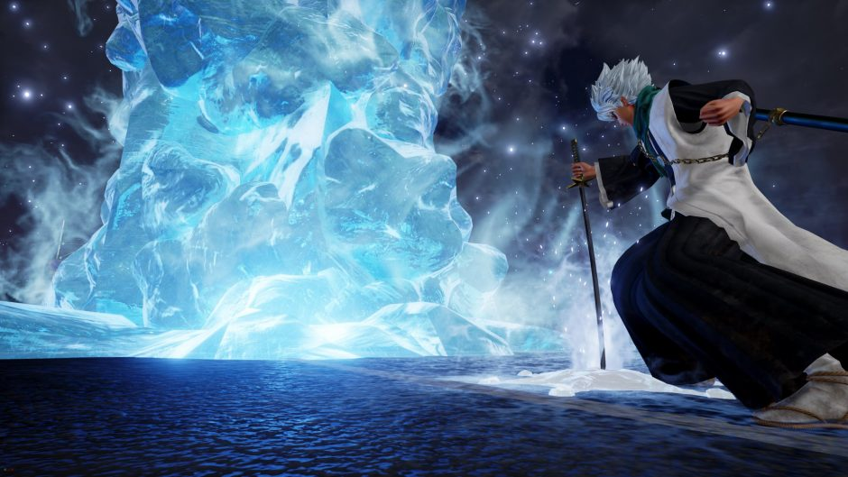 Bekijk hier de gameplay trailer van DLC-personage Toshiro Hitsugaya voor Jump Force