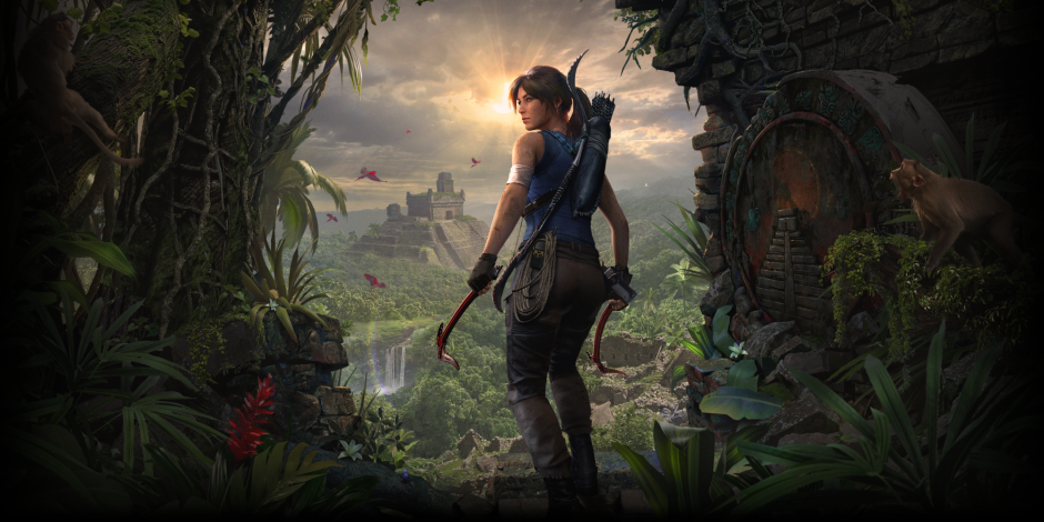 Square-Enix kondigt Shadow of the Tomb Raider: Definitive Edition aan