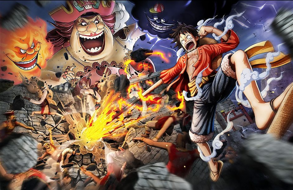 Nog meer speelbare personages getoond voor One Piece: Pirate Warriors 4