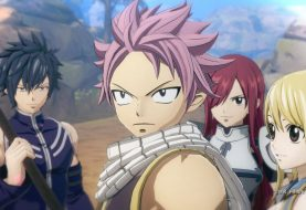 Bekijk hier 25 minuten gameplay van de Anime-game Fairy Tail