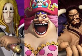 Basil Hawkins, Big Mom en Kaido te zien in nieuwe trailers van One Piece: Pirate Warriors 4