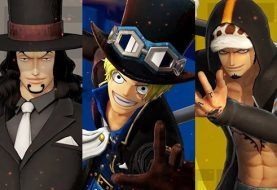 Rob Lucci, Sabo en Trafalagar Law zijn speelbaar in One Piece: Pirate Warriors 4