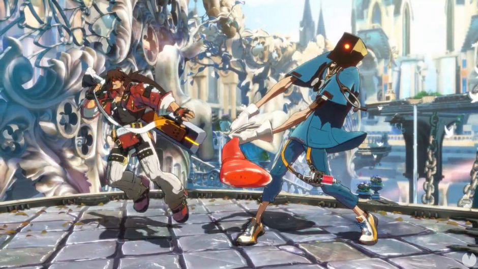 Open bèta van Guilty Gear Strive is met twee dagen verlengd