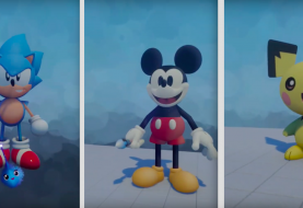 Waanzinnig: populaire personages perfect nagemaakt in 3D in Dreams (Pokémon, Dragon Ball, ...)