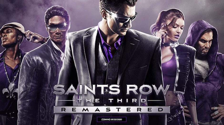Saints Row: The Third Remastered (PC, PS4, Xbox One)