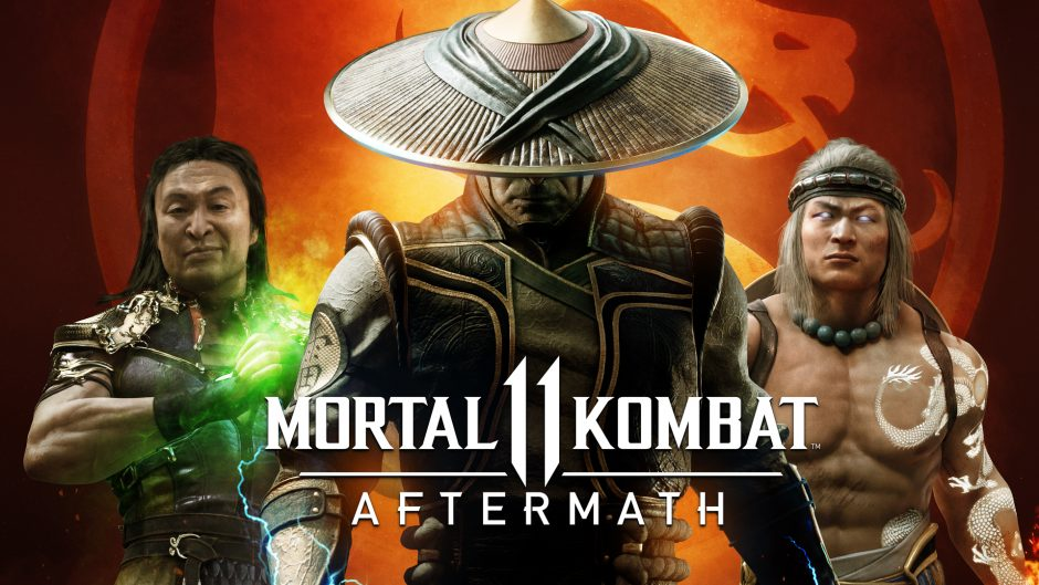 Mortal Kombat 11: Aftermath (PS4, XONE, Switch, Stadia, PC)