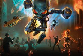 Crypto infiltreert Union Town in de nieuwe trailer van Destroy All Humans!