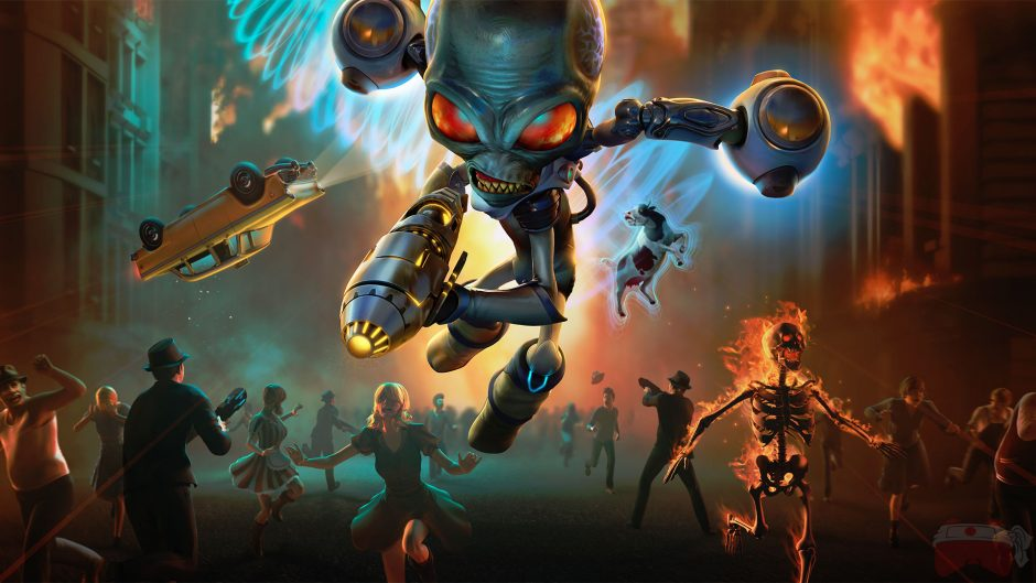 Destroy All Humans! (PC, PS4, Xbox One)