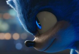 Major personage gelekt van Sonic The Hedgehog 2-film door set foto