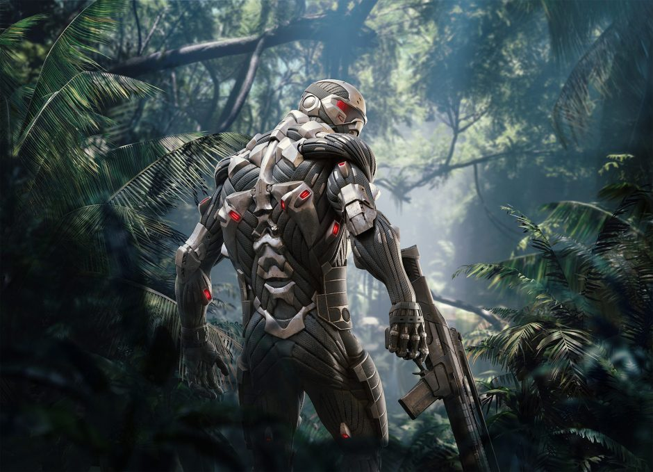 Gameplay trailer van Crysis Remastered wordt op 1 juli onthuld