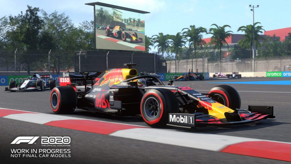F1 2020 (PC, PS4, Xbox One)