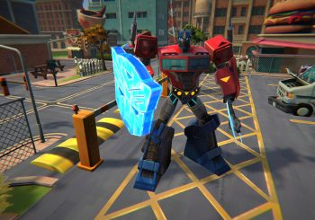 Transformers Battlegrounds (PC, PS4, Xbox One, Switch)