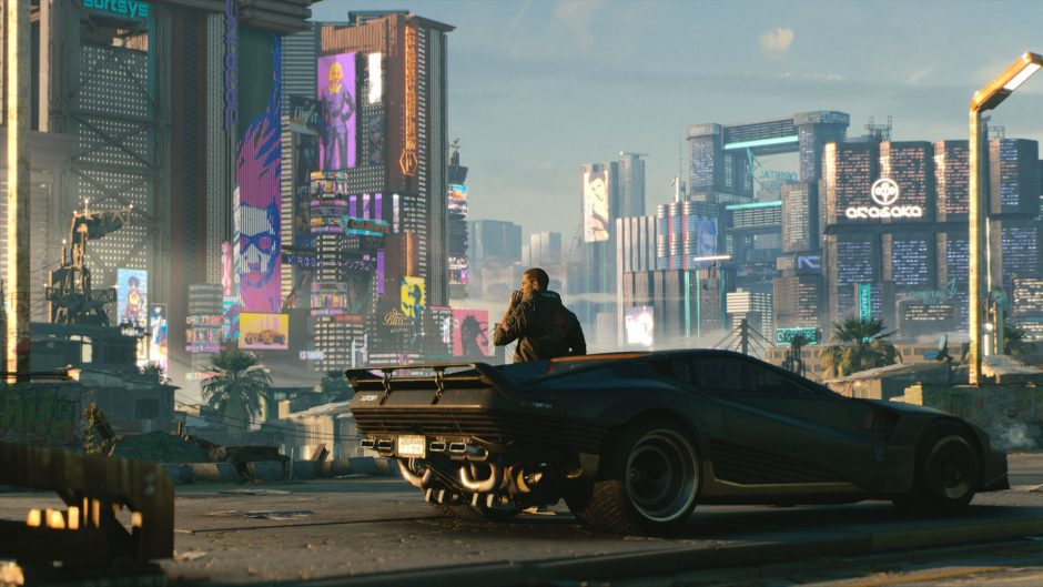 Cyberpunk 2077 platinum trophy is al door iemand gehaald!