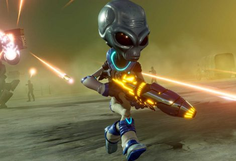 Destroy All Humans! trailer toont Area 42