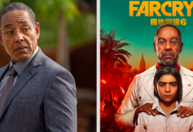 Far Cry 6 is gelekt via de PlayStation Store met legendarische Breaking Bad-acteur als schurk