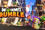 Worms Rumble aangekondigd, een Battle Royale game met 32 spelers