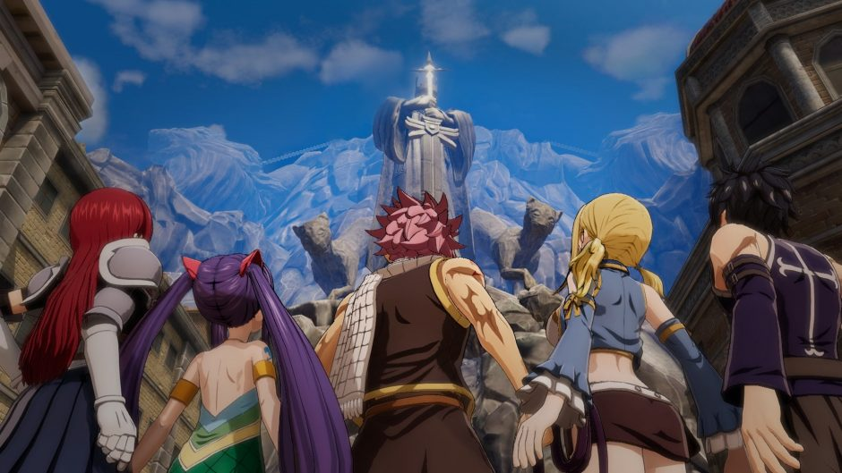 Fairy Tail (PC, PS4, Nintendo Switch)