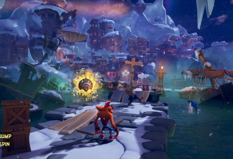 Activision geeft nu al de launch trailer van Crash Bandicoot 4: It's about Time vrij