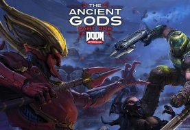 Neem het op tegen goden in de gameplay trailer van DOOM Eternal: The Ancient Gods, Part One