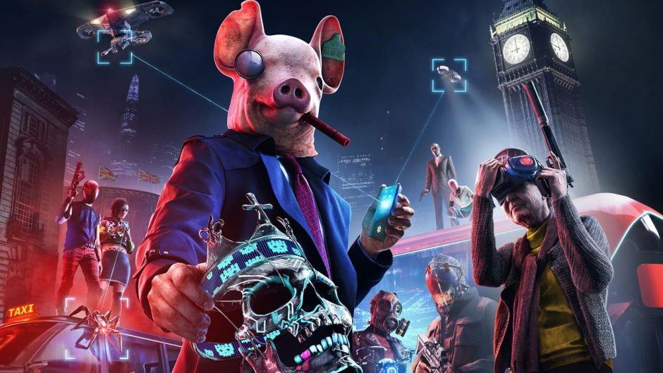Watch Dogs Legion 'Welcome to London' trailer vrijgegeven