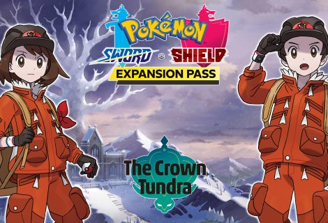 The Crown Tundra-uitbreiding voor Pokémon Sword en Shield (Switch)