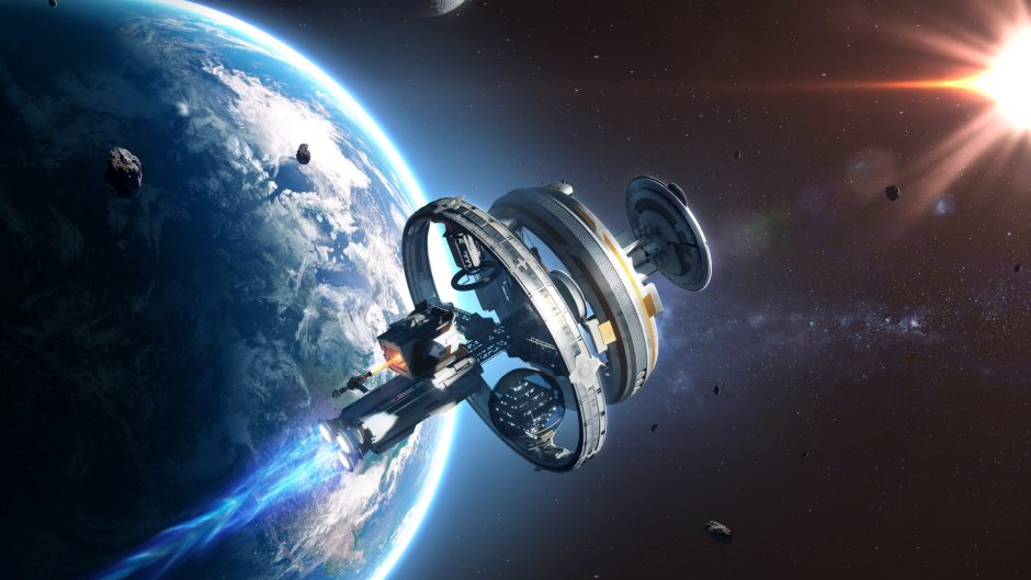Ubisoft kondigt ruimtesurvivalgame AGOS: A Game of Space aan