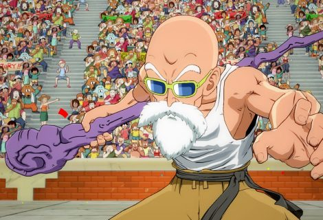 Launch trailer vrijgegeven voor Master Roshi van Dragon Ball FighterZ
