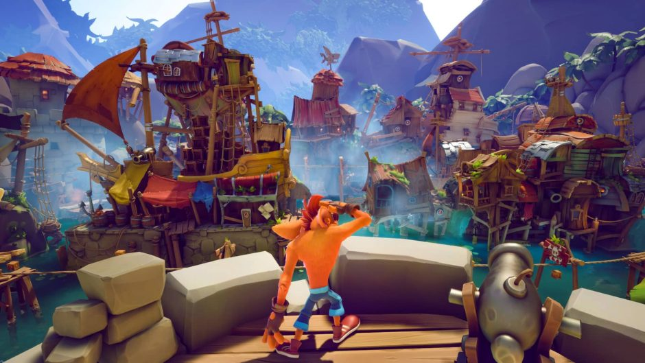 Activision presenteert met trots de accolades trailer van Crash Bandicoot 4: It's About Time
