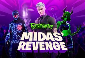 Midas keert terug in Halloween-event van Fortnite - Trailer