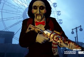 Jigsaw, Leatherface en meer in het gratis Halloween-event van Call of Duty Modern Warfare en Warzone