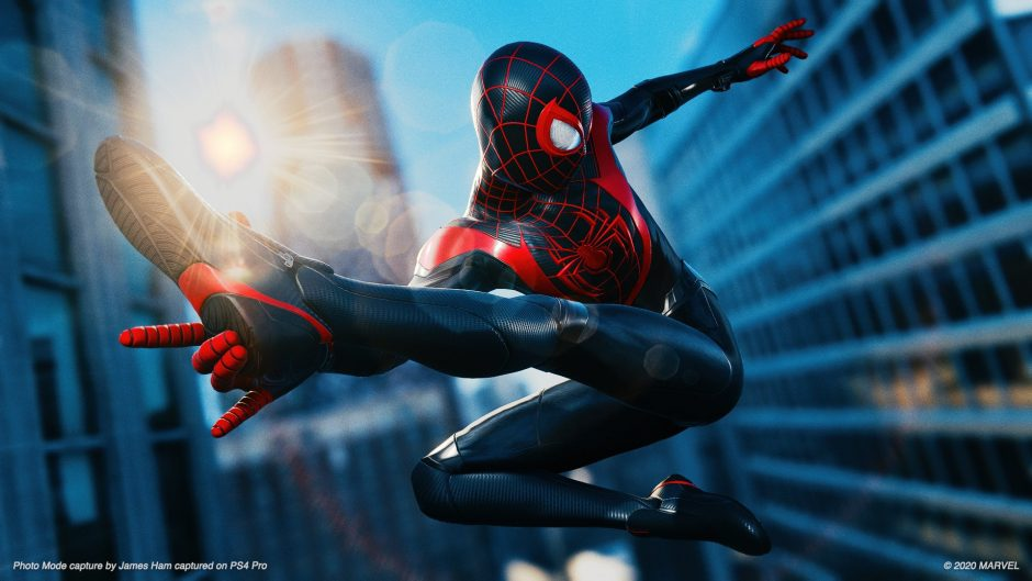 Marvel's Spider-Man: Miles Morales (PS4, PS5)