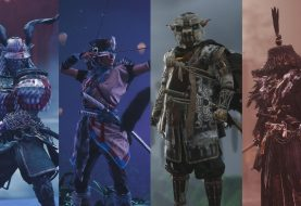 Ghost of Tsushima krijgt outfits van God of War, Horizon Zero Dawn en meer