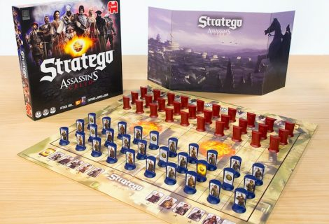 Review: Stratego Assassin's Creed