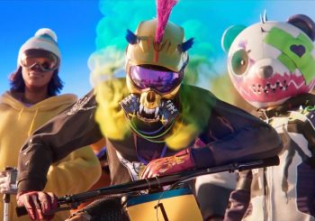 Ubisoft's extreme sports game Riders Republic is uitgesteld