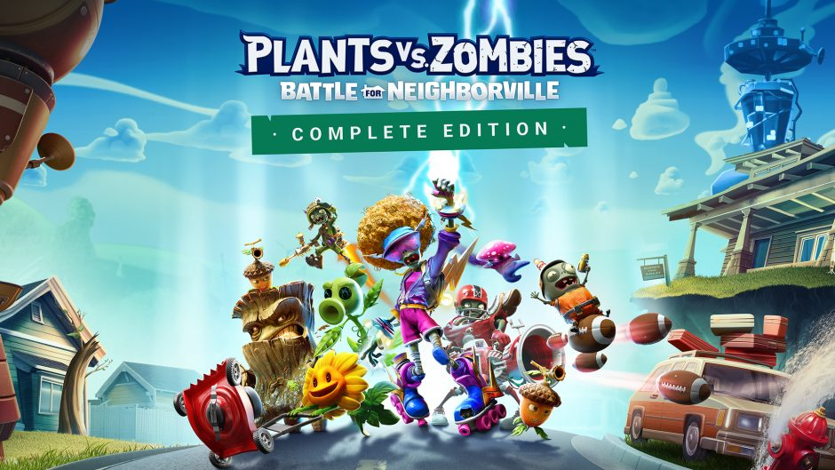 Plants vs Zombies: Battle For Neighbourville Complete Edition (Nintendo Switch)