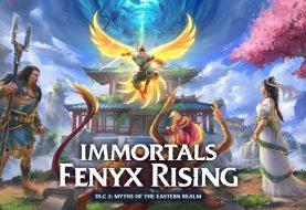 Myths of the Eastern Realm-uitbreiding nu speelbaar in Immortals Fenyx Rising - Trailer