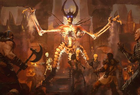 Diablo II: Resurrected goed te zien in een heleboel alpha gameplay video's