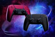 Sony kondigt Midnight Black en Cosmic Red-varianten aan van de PlayStation 5 DualSense-controller